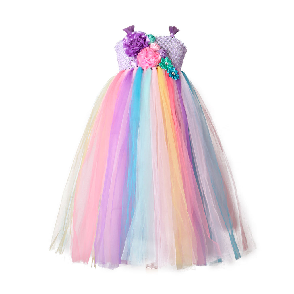 Lilac Unicorn Gown