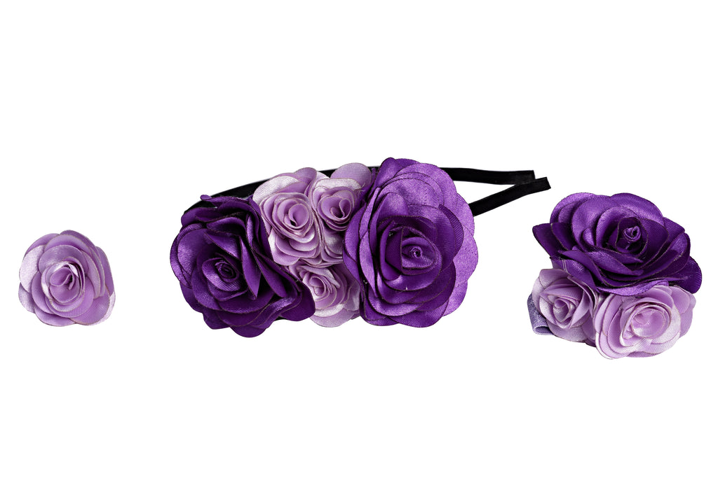 PinkChick Accesory Set -Purple