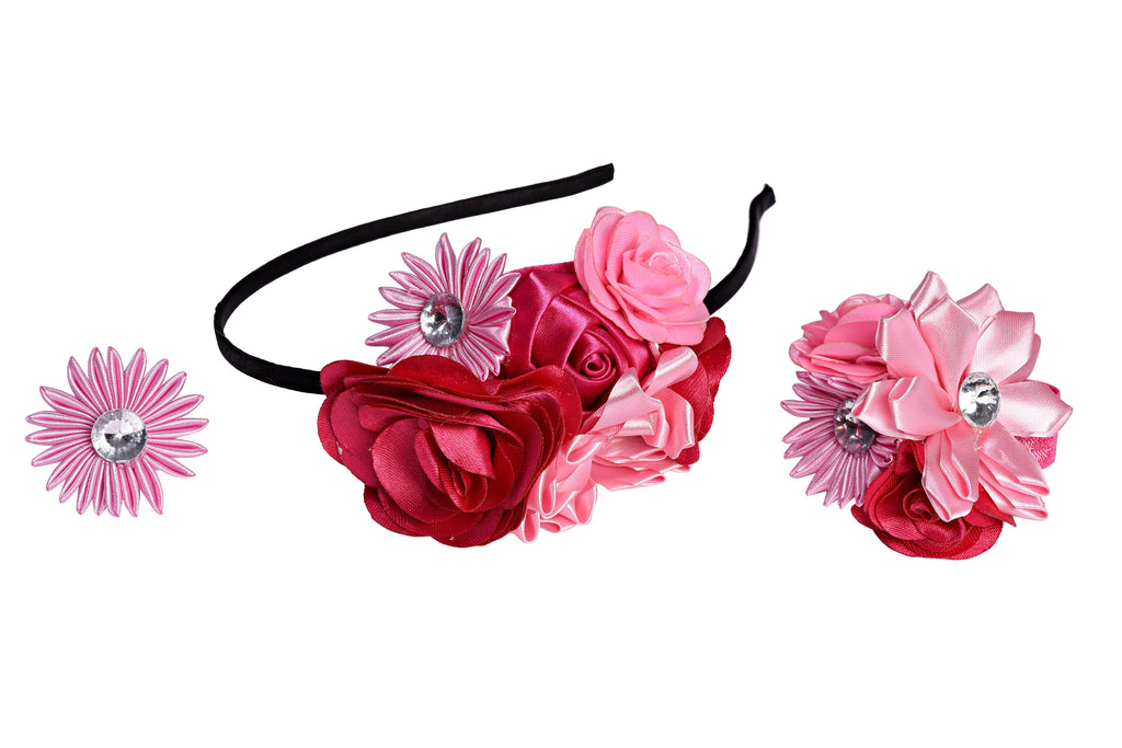 PinkChick Accesory Set -Shades of Pink