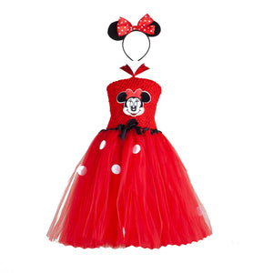 Minnie Mouse Birthday Frock