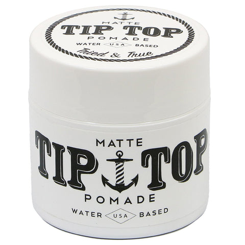 Tip Top Matte Pomade 4.25oz