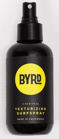 BYRD - TEXTURIZING SURF SPRAY 6oz