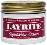 LAYRITE - SUPERSHINE CREAM 4.25 oz