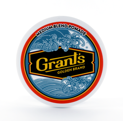 Grants Pomade - Medium Blend 113g/ 4 oz.