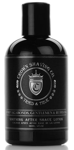 Crown Shaving Co - Soothing After Shave Lotion 4 fl oz