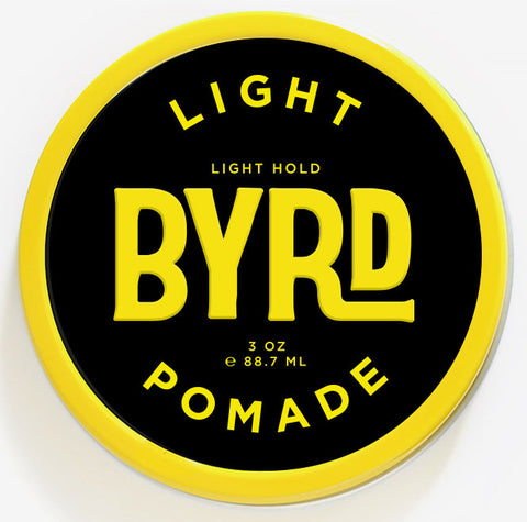 BYRD - LIGHT POMADE 3 oz
