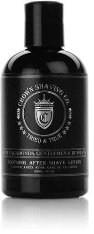 Crown Shaving Co - After Shave Lotion 120 ml/ 4 fl oz.