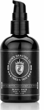 Crown Shaving Co. - Beard Balm (4 oz)