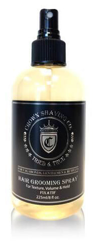 Crown Shaving Co - Hair Grooming Spray 225ml/ 8 fl oz.
