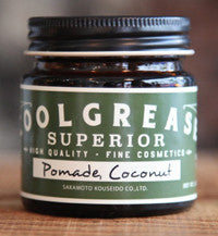 COOLGREASE SUPERIORE - Mini Pomade Coconut 80g