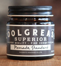 COOLGREASE SUPERIORE - Mini Pomade Standard 80g