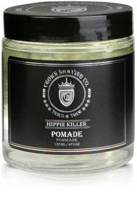 Crown Shaving Co - Hippie Killer Styling Pomade 120ml/ 4 fl oz.