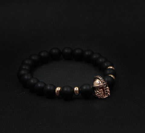 Vershale // Khan x Black // Rose Gold - [product-type]