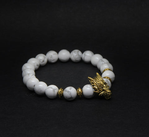 Vershale // Lupus x White // Gold - [product-type]