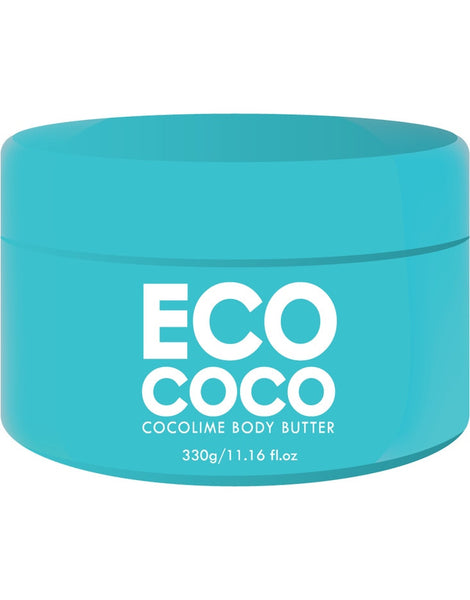Eco Coco Coconut & Lime Body Butter
