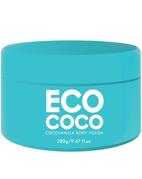 Eco Coco Coconut & Vanilla Body Polish