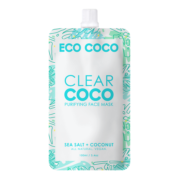 Eco Coco Purifying Face Mask