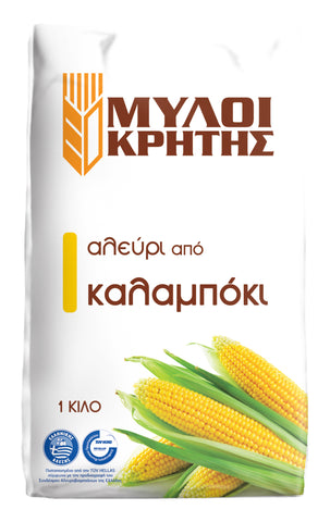 Mills of Crete- Corn Flour