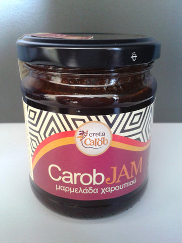 CAROB JAM with no sugar