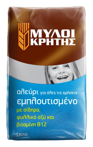 Mills of Crete Enriched Flour