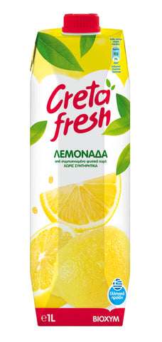 Creta Fresh Lemonade Fresh Juice-1lt