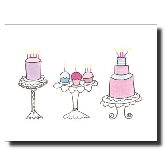 Celebration card by Janet Karp