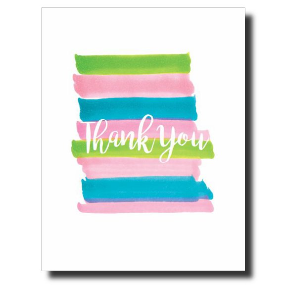 Say Thank You! card by Janet Karp