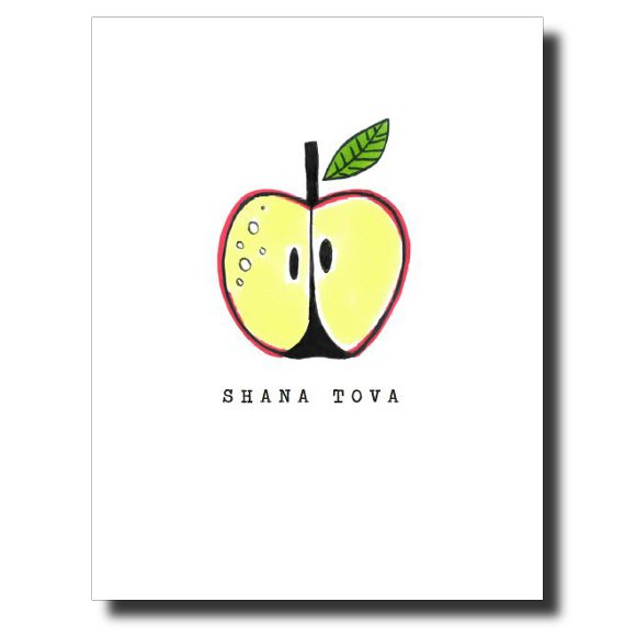 """Sweet Apple"" card"