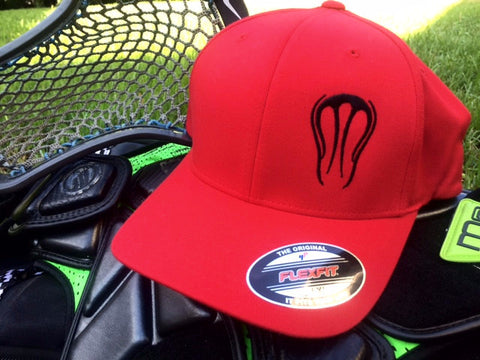 3CF Red Flexfit Hat