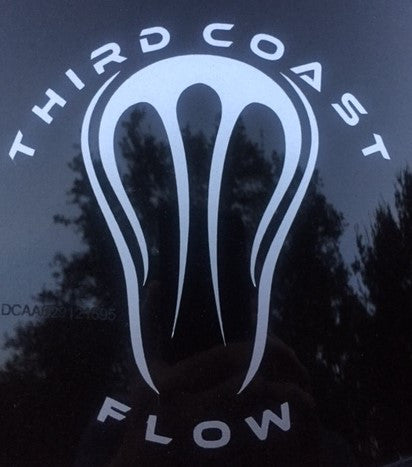 Third Coast Flow Sticker