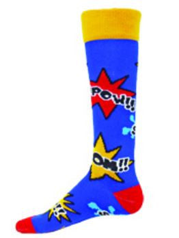 Comic Crew Socks