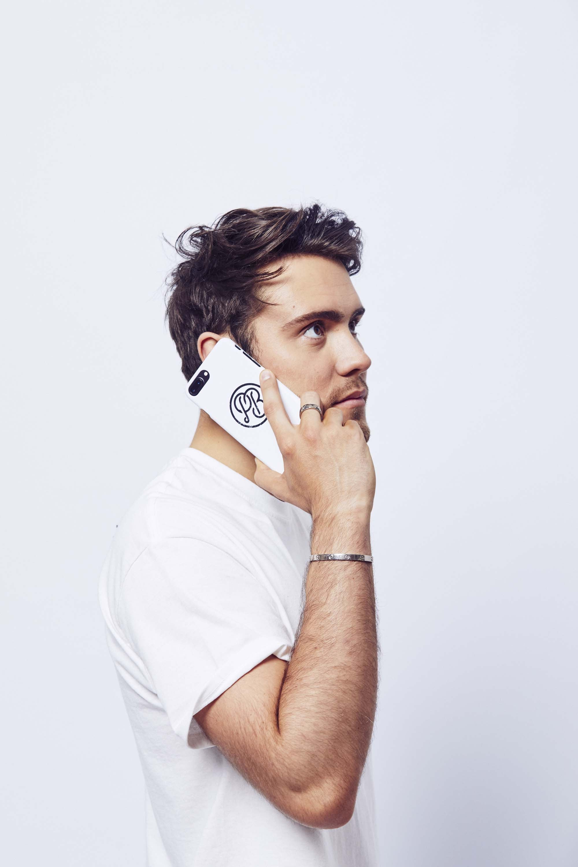 PointlessBlog Phone Case - White