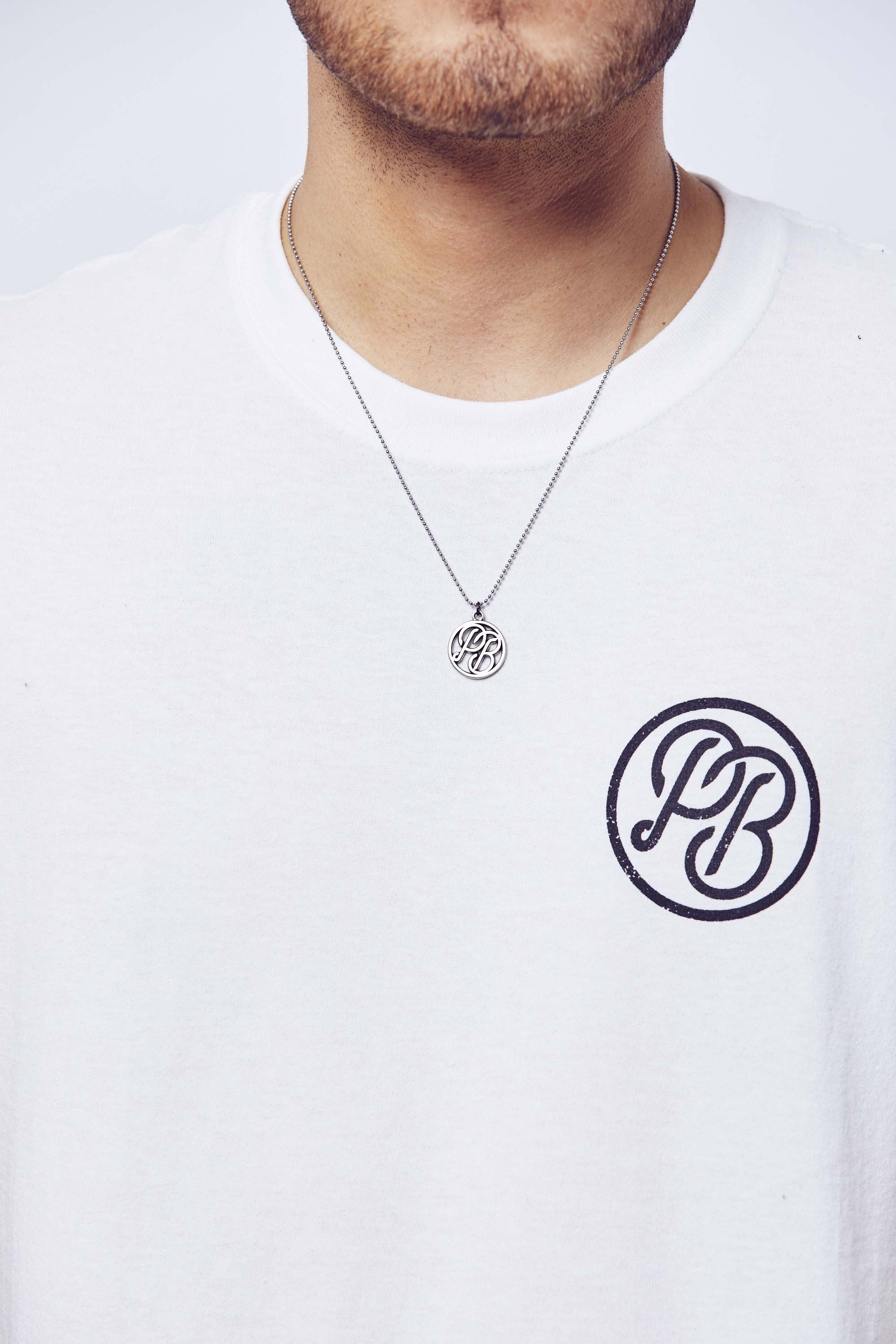 PointlessBlog Pendant Necklace