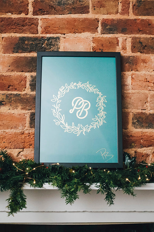 PointlessBlog Signed Christmas Poster - A3