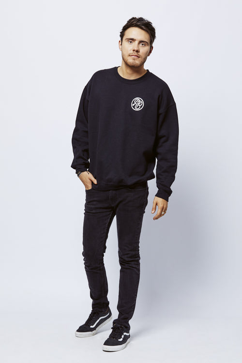 PointlessBlog Sweatshirt - Black