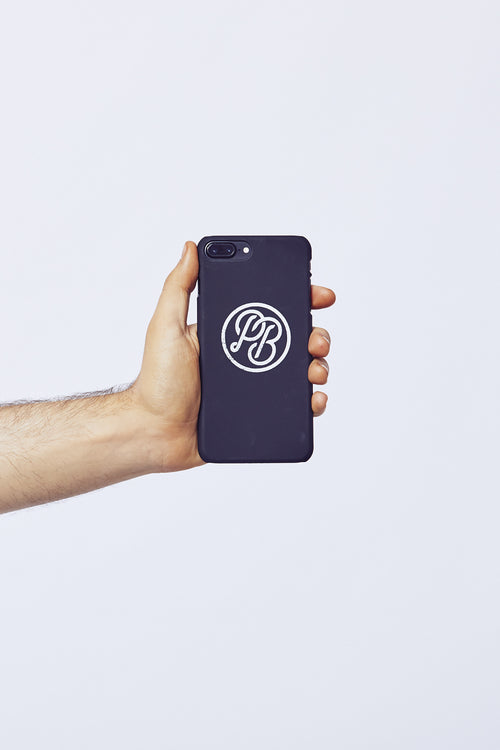 PointlessBlog Phone Case - Black