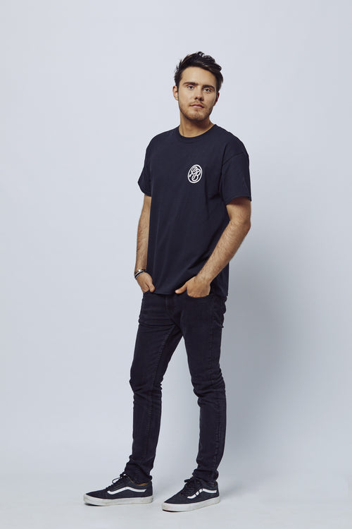 PointlessBlog T-shirt - Black
