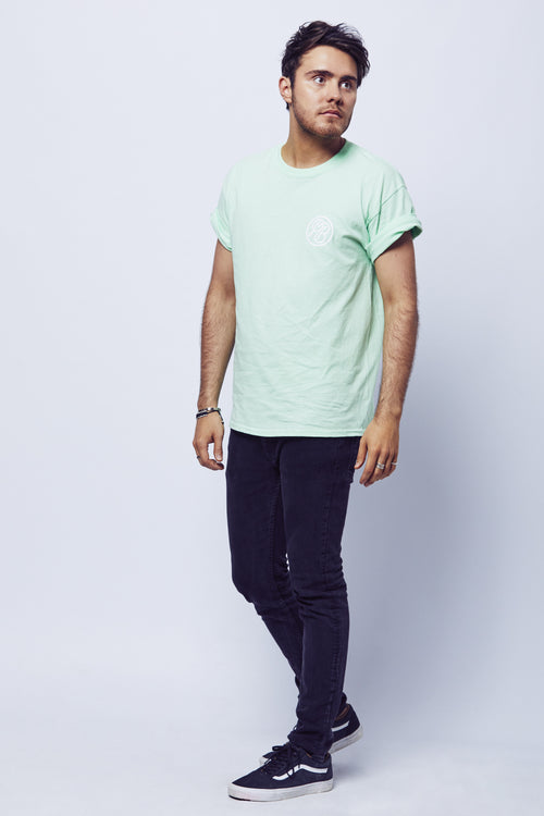 PointlessBlog T-shirt - Green