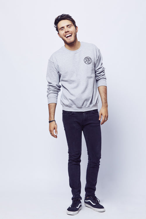 PointlessBlog Sweatshirt - Grey