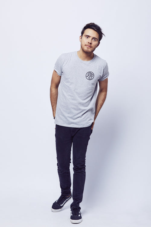 PointlessBlog T-shirt - Grey