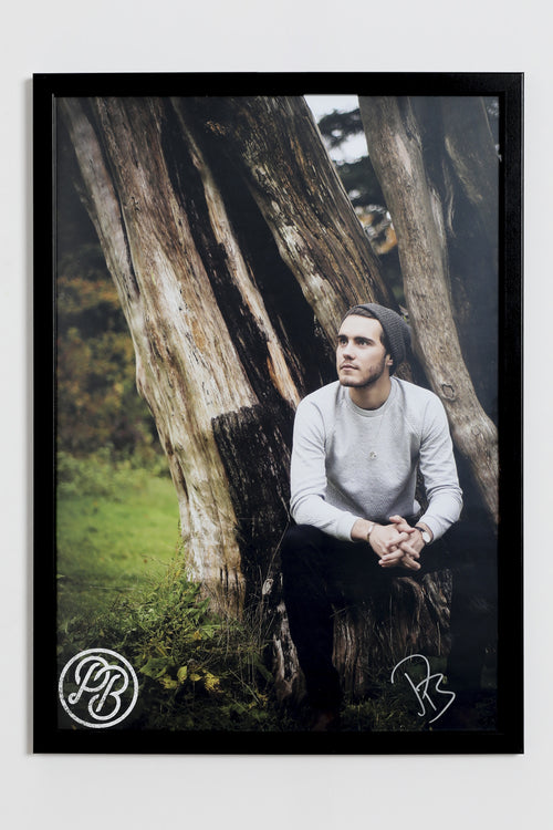 PointlessBlog Signed Poster