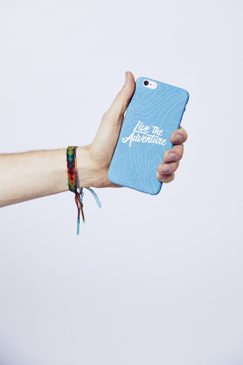 Live The Adventure Phone Case