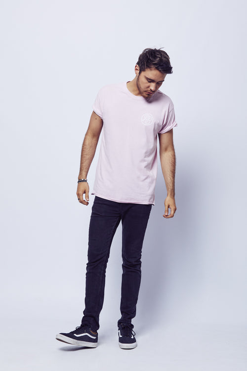 PointlessBlog T-shirt - Pink
