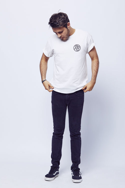 PointlessBlog T-shirt - White