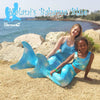 Kalani's Bahama Blue Swimmable Mermaid Tail Skin
