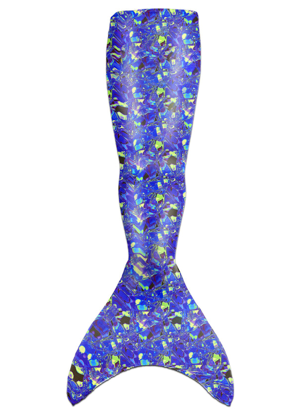 Olympic teen kaleidoscope mermaid tails for adults by ura mermaid