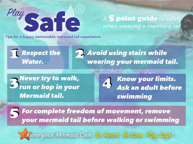 Play Safe at UraMermaid.com