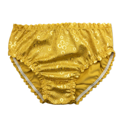 Aurelia's Gold Bubbles Kids Costume Briefs