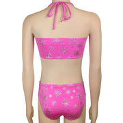 Amber's Pink Star 2pc Mermaid Tail Accessories