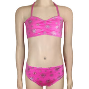 Amber's Pink Star Bikini Set 2pc Mermaid Tail Accessories